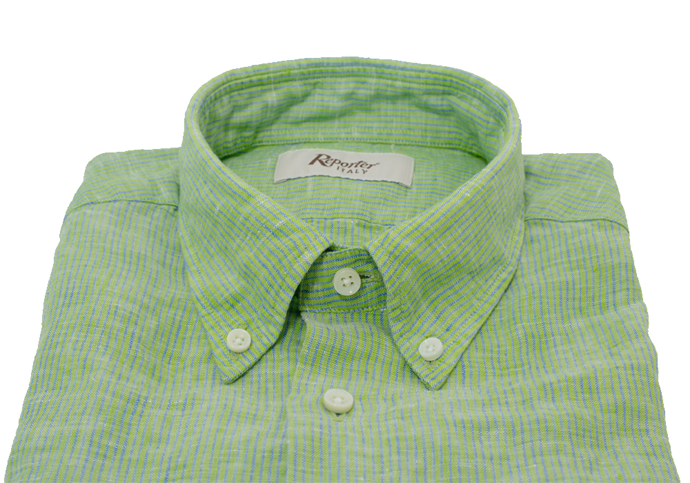Button-down morbido